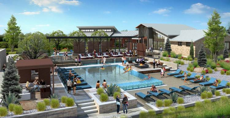 ... Construction And Property Management, Has Opened Its Latest Pearl Luxury  Apartment Community. Situated In Southwest Austin At Rialto And Southwest  ...